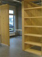 Мебель для офиса из сосны