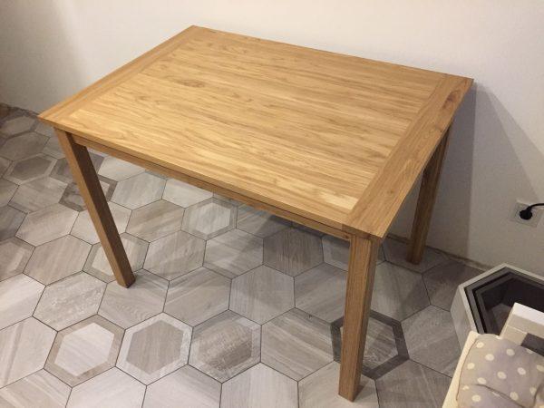 Стол обеденный из массива дуба под заказ